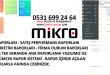 Mikro Jump Raporlama-mikro bulut yedekleme sistemi