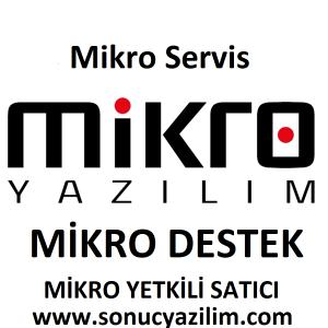 mikro destek danışmanlık-Mikro muhasebe programı
