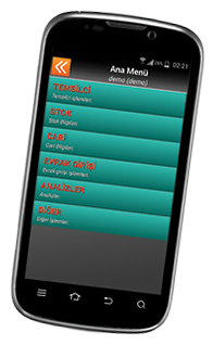mikro android uygulaması yazılımı