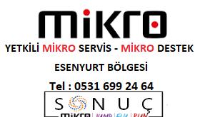 esenyurt mikro servisi