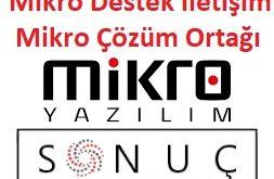 Mikro Destek İletişim - Mikro Jump Destek Servisi